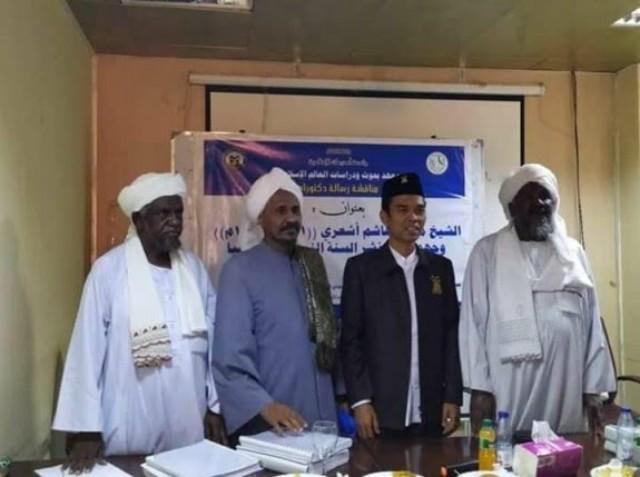 Uas Sidang Promosi Doktor Di Oumdurman Islamic University Sudan Nadariau Com