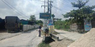 Jalan Nuansa Kelurahan