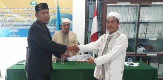 Ust. Rahmat Saputra, Ph.D(c) sebagai Ketua STAI Darul Hikmah Aceh Barat periode 2021-2025